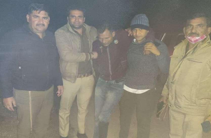 गोलियों की तड़तड़ाहट से गूंजा मेरठ, पुलिस ने एनकाउंट में गोली मारकर कुख्यात को किया पस्त