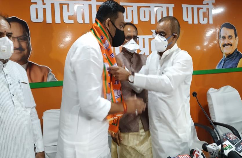 वेयरहाउसिंग एवं लॉजिस्टिक कार्पोरेशन के चेयरमैन बनाए गए राहुल सिंह, कांग्रेस छोड़कर भाजपा में आने का मिला इनाम