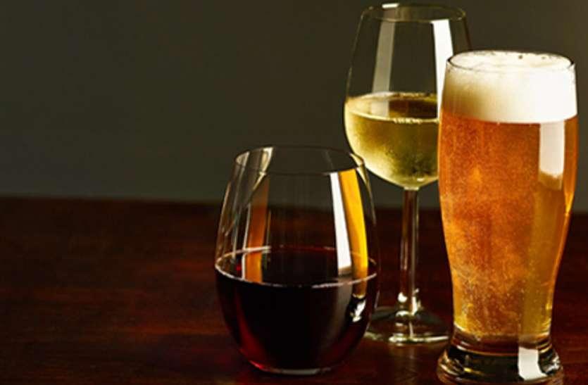 यूपी में कड़ाके की ठंड से बचने के लिए शराब की बिक्री बढ़ी, आबकारी विभाग के चेहरे खिले