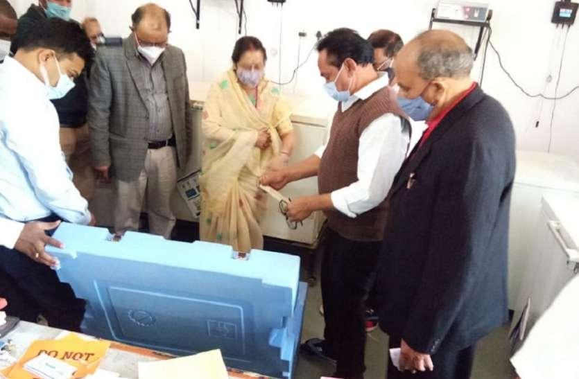 रंजीता, भूनेश को लगेगा कोविड वैक्सीन का पहला टीका