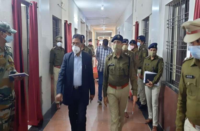 आईजी पहुंचे सूरजपुर, कहा- गुंडे-बदमाशों लगातार करें जांच, नशे के खिलाफ करें कड़ी कार्रवाई