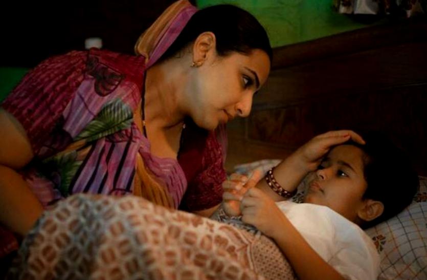 मां-बेटे के खूबसूरत रिश्ते को दिखाती विद्या बालन की फिल्म 'नटखट' Oscar की रेस में