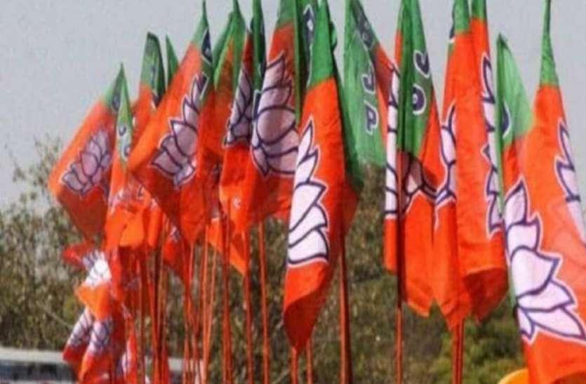 प्रयागराजनगर निगम कार्यकारिणी में भाजपा का परचम लहराया, सपा को झटका