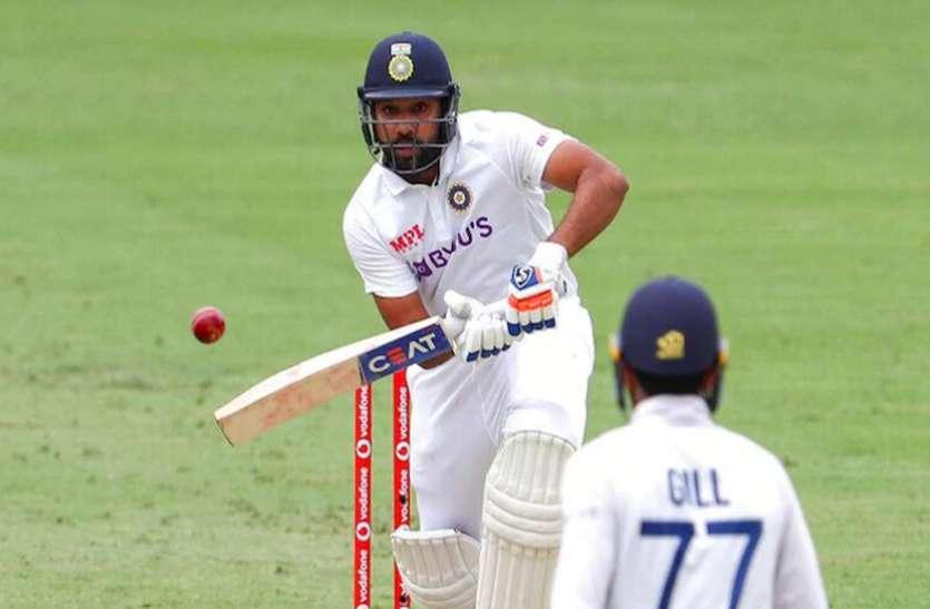 ब्रिस्बेन टेस्ट : भारत ने 2 विकेट खोकर बनाए 62 रन, बारिश ने धोया तीसरा सत्र, दूसरे दिन का खेल खत्म