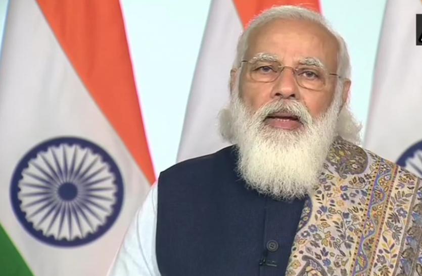 कोरोना का दौर यादकर भावुक हुए PM Modi, कहा - वैक्सीन टीकाकरण अभियान का सभी को बेसब्री से इंतजार था