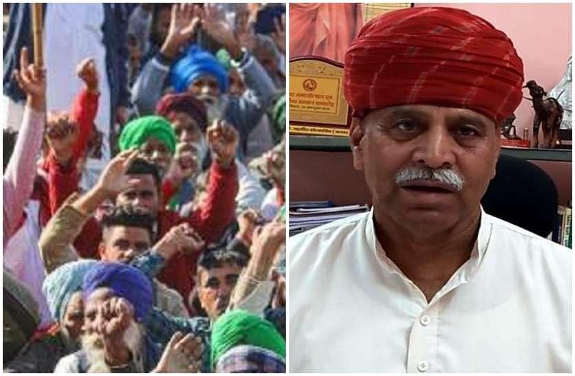 राजस्थान: शाहजहांपुर-खेड़ा बॉर्डर के किसान आंदोलन में 'रार'! जानें क्यों हो रहा रामपाल जाट का बॉयकॉट