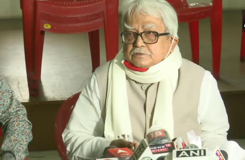 West Bengal : Viman Bose बोले - बीजेपी और टीएमसी के खिलाफ मिलकर लड़ेंगे चुनाव, मतभेद से किया इनकार