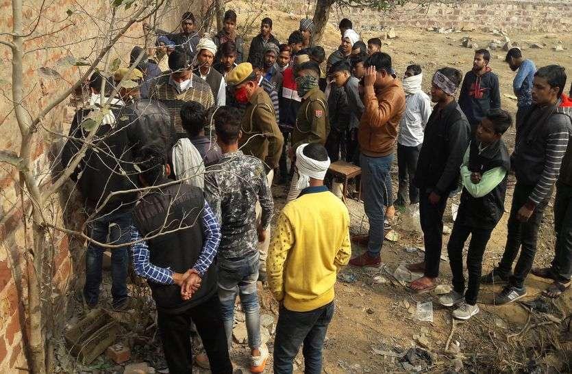 गोलीकांड का खुलासा 72 घण्टे में करने असफल पुलिस के सामने चोरों ने दी एक और चुनौती