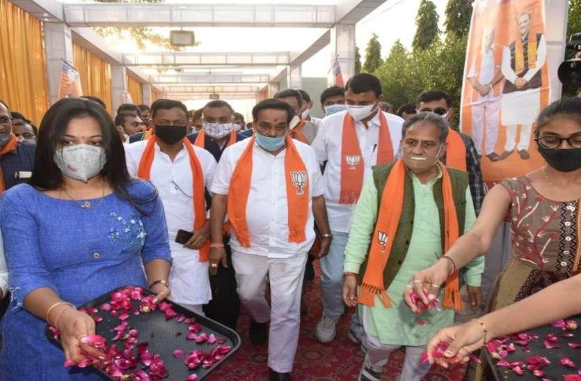 Ahmedabad  News : निकाय चुनावों से पूर्व भाजपा ने कमर कसी