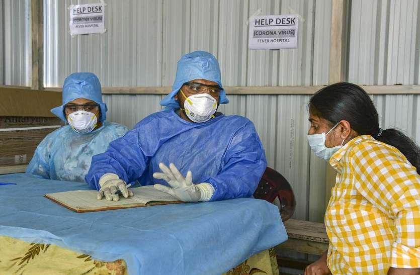 आज राजस्थान में छह माह के न्यूनतम नए कोरोना मरीज