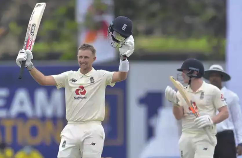 गॉल टेस्ट : इंग्लैंड ने श्रीलंका को 7 विकेट से हराया