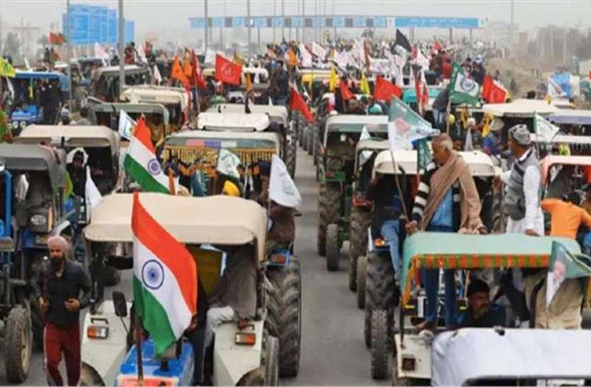 किसान संगठनों का ऐलान: फैसला जो भी हो, 26 जनवरी को होगी ट्रैक्टर परेड