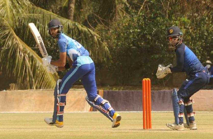सैयद मुश्ताक अली ट्रॉफी : कर्नाटक ने उप्र को 5 विकेट से हराया