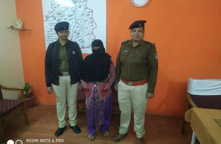 कटनी की बेटी का राजस्थान में दो लाख रूपये में सौदा, एक साल बाद पहुंची घर