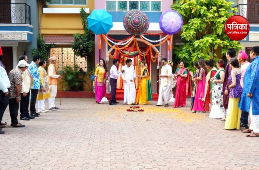 TMKOC: पोपटलाल 'शादी' करने के बाद भी अब तक हैं कुंवारे, लड़की वालों ने रूकवाया जश्न