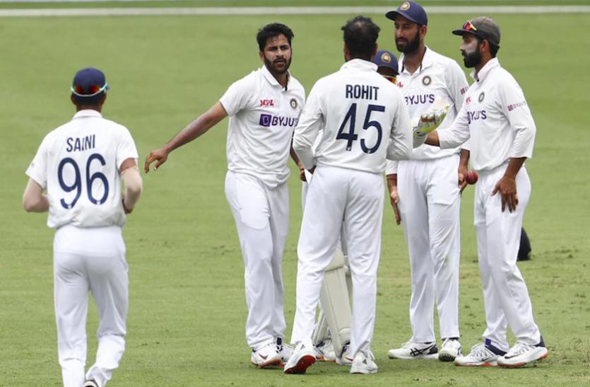 IND Vs AUS Brisbane Test: ऑस्ट्रेलियाई टीम 294 पर ऑल आउट, भारत को मिला 328 रनों का लक्ष्य