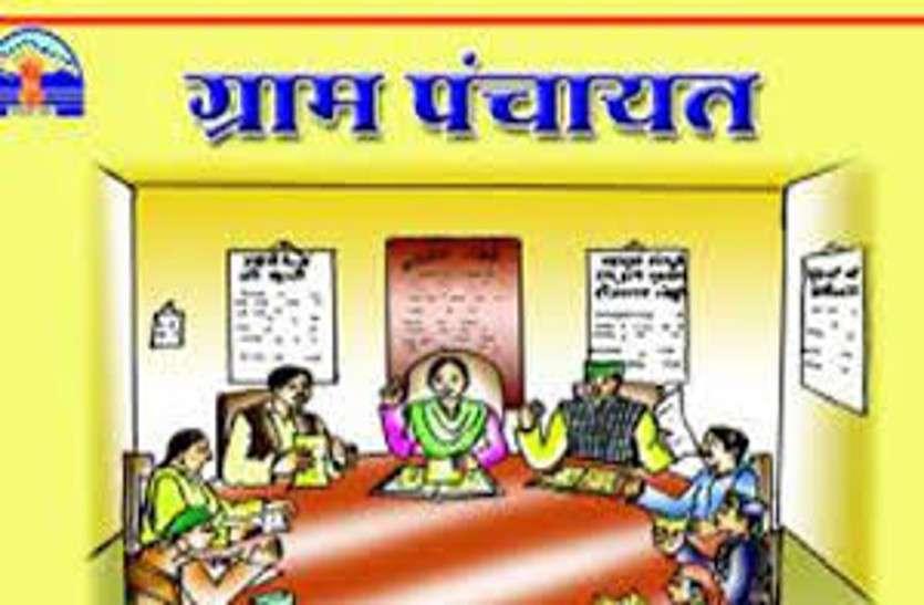 ग्राम पंचायतों में बढ़े भ्रष्टाचार के मामले, 68 पंचायतों के सचिव और सरपंचों से नहीं हो रही करोड़ो रुपए की वसूली
