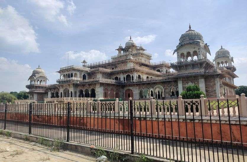 अब रात को भी देखिए जयपुर के पर्यटक स्थल