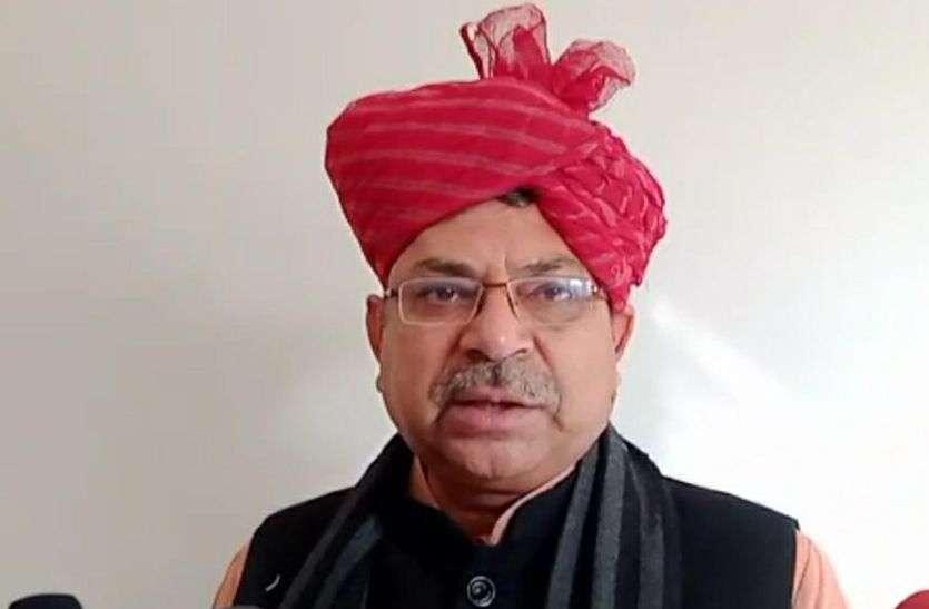 केवल नारे लगाती है कांग्रेस,  माकपा के साथ कर रही किसान आंदोलन- भाजपा प्रदेशाध्यक्ष