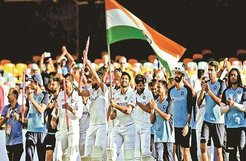 IND vs AUS : ऑस्ट्रेलिया में टीम इंडिया की ऐतिहासिक जीत, मोदी-भूपेश-रमन ने दी बधाई