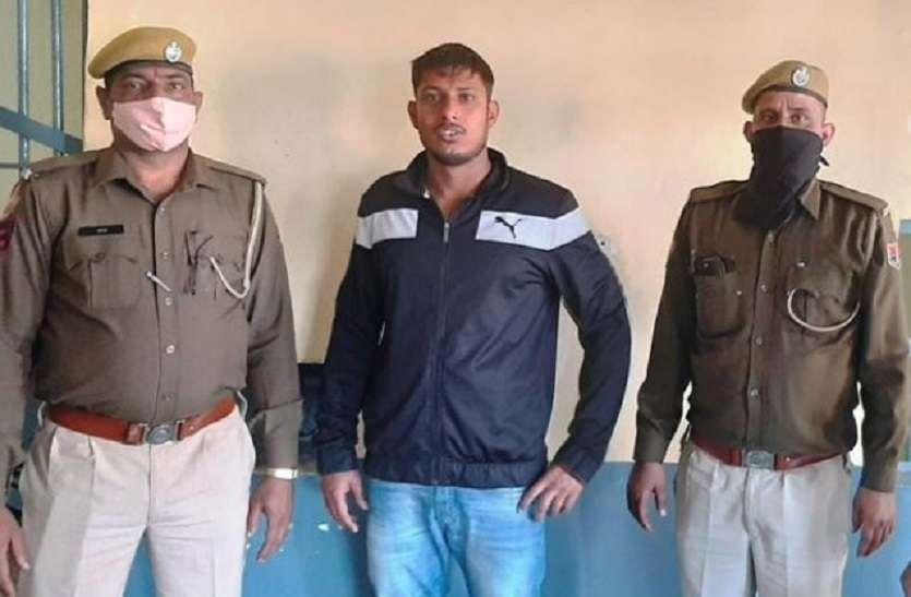 महावीर मीणा हत्याकांड का मुख्य आरोपी गिरफ्तार