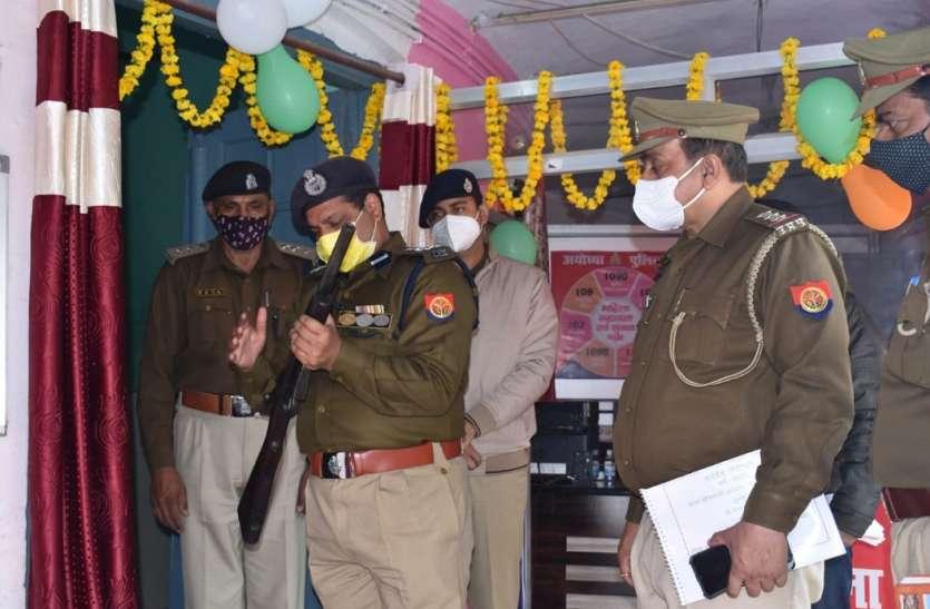 अयोध्या की सुरक्षा में तैनात हैं दो थाने, श्रद्धालुओं को रखेंगे सुरक्षित : SSP