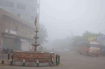 कश्मीर से नजारे दिखे मरु प्रदेश के इस शहर में ...देखिए तस्वीरें