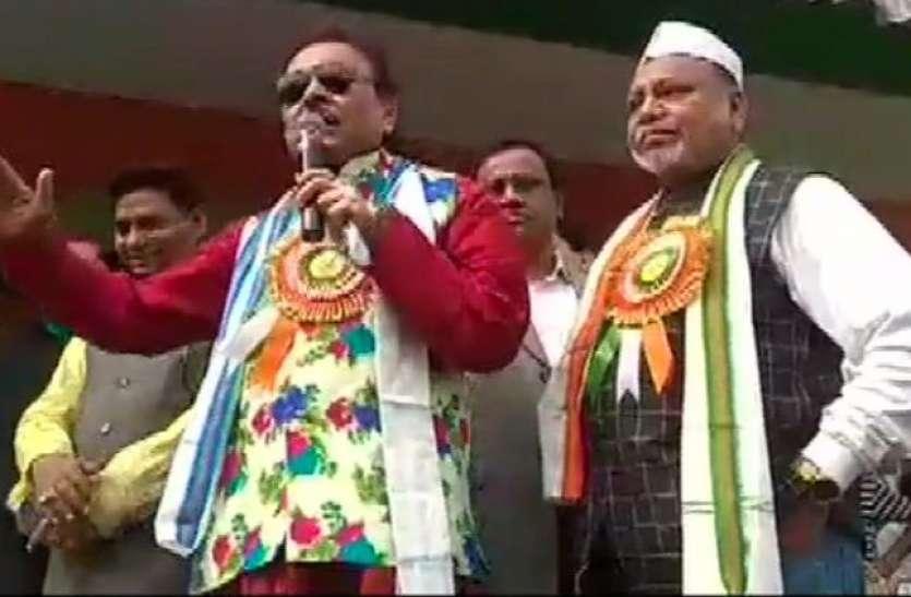 पश्चिम बंगाल में TMC नेता के बिगड़े बोल- बीजेपी नेताओं को लेकर कह दी इतनी बड़ी बात