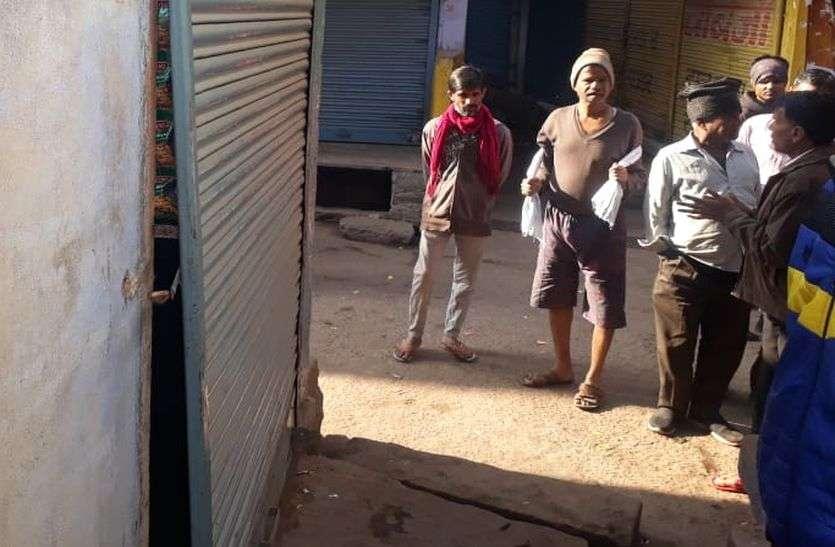 दुकान में चोरी, हजारों का सामान और पेटी की नकदी उड़ा ले गए चोर