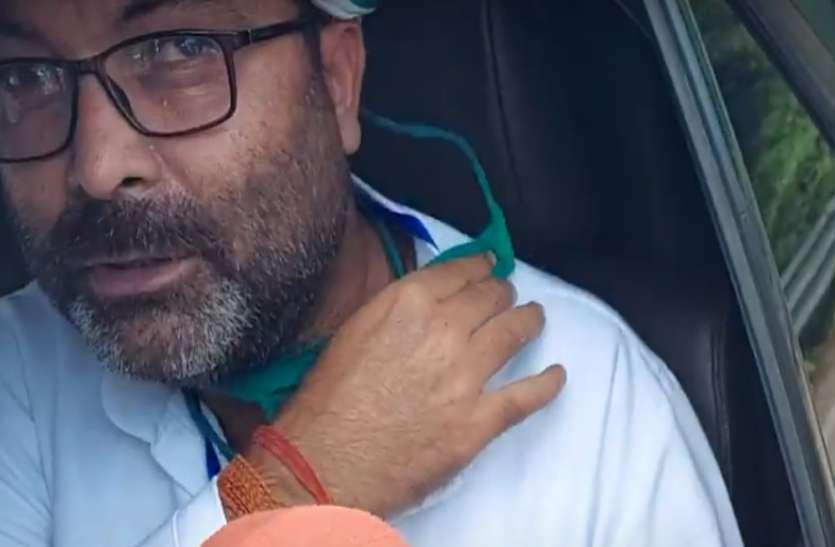 भाजपा सरकार न रोटी देती न रोजगार, इस निकम्मी सरकार को बदलेंगे : अजय कुमार लल्लू