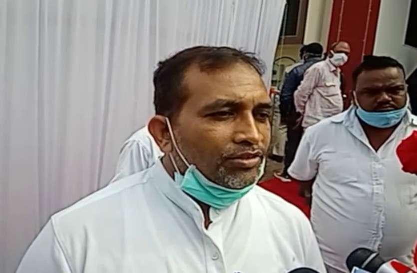 कांग्रेस विधायक से बदसलूकी की ब्लॉक अध्यक्ष को मिली सजा, पार्टी हाईकमान ने पद से हटाया