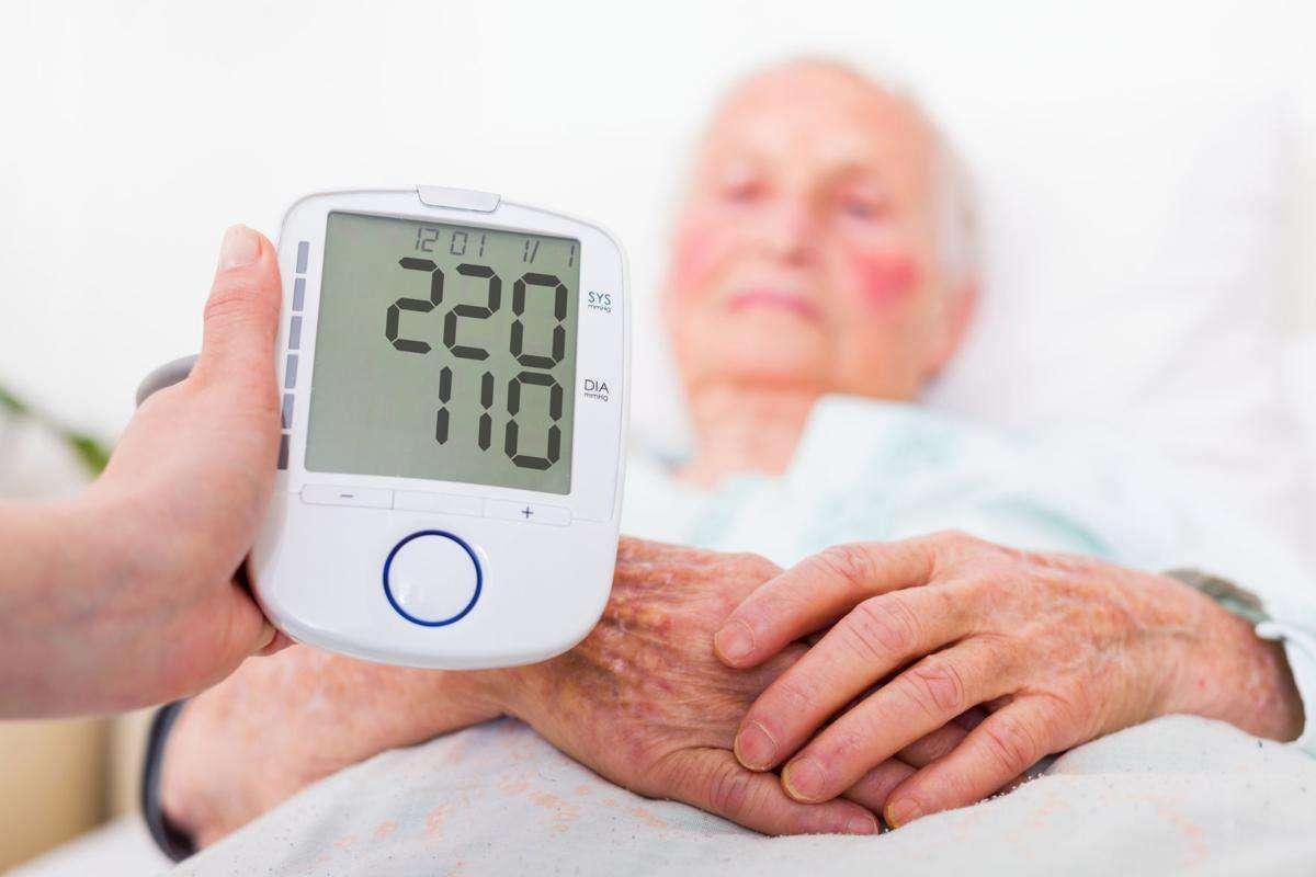 सर्दियों में उच्च रक्तचाप की परेशानी 23.2 फीसदी तक बढ़ जाती है