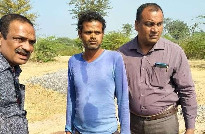 किसान ने खुद की हत्या का रचा षडय़ंत्र, सतना में पकड़ाया