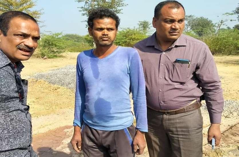 बीमा क्लेम लेने के लिए किसान ने रची अपनी ही हत्या की साजिश