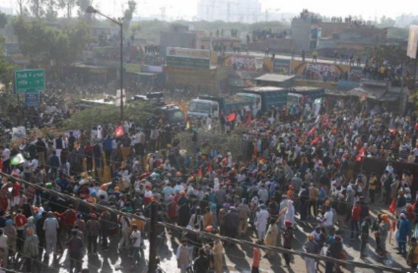 Farmer Protest : आज किसान संगठनों के नेता करेंगे केंद्र के प्रस्ताव पर मंथन, कल देंगे जवाब