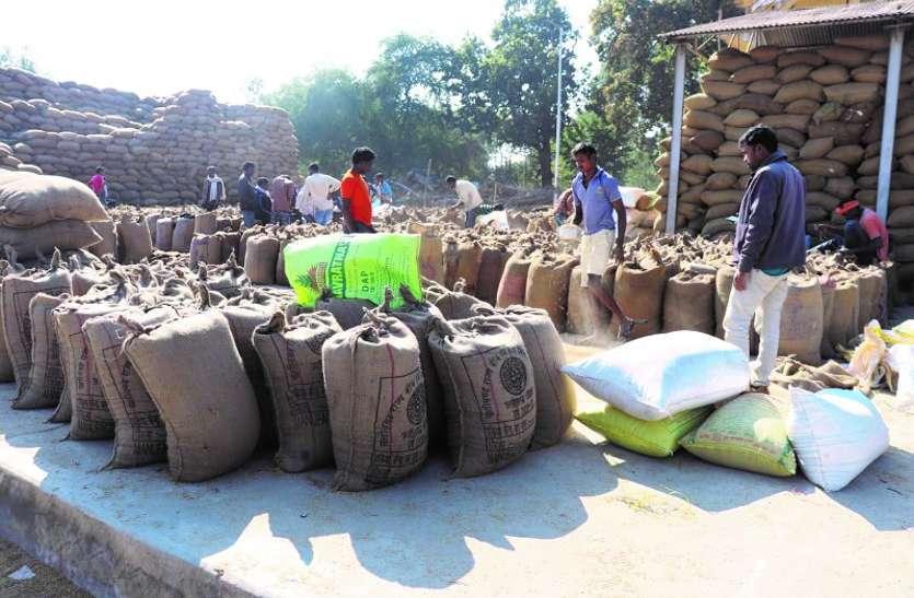 समिति में बिना पहुंचे ही बिक गया किसान का धान, राशि भी आहरित, भाजपा हुई हमलावर