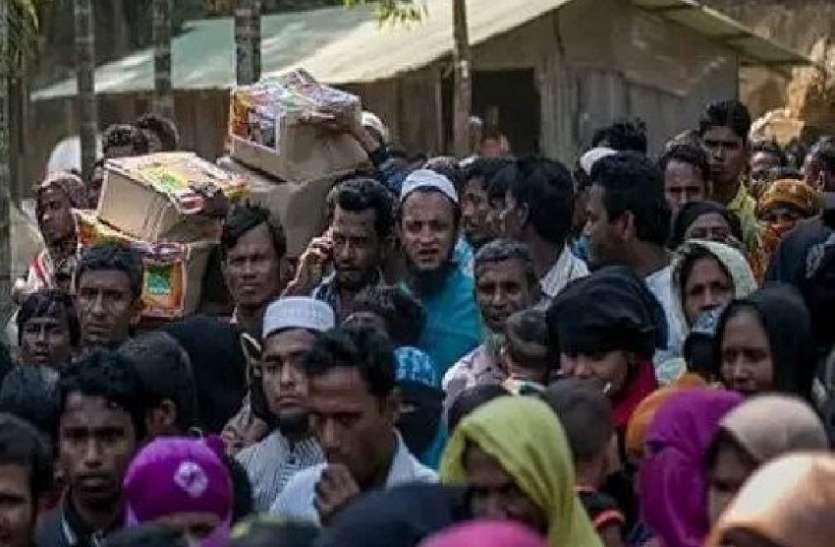 भाजपा बोली बंगाल में रोहिंग्या बनाए जा रहे मतदाता, तृणमूल बोली यह तो चुनाव आयोग पर आरोप है