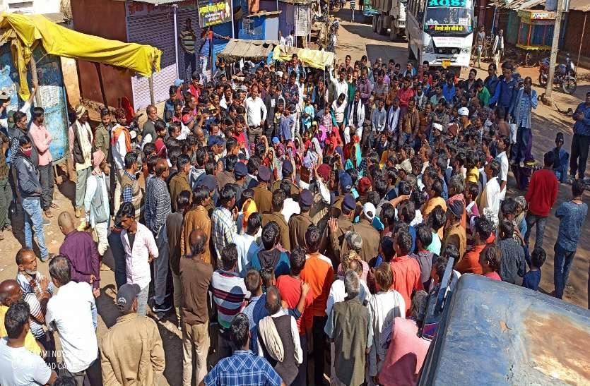 5 दिन बाद भी अपहृत नाबालिग का नहीं लगा सुराग, ग्रामीणों ने किशनगढ़ में बाजार बंद कर किया चक्काजाम