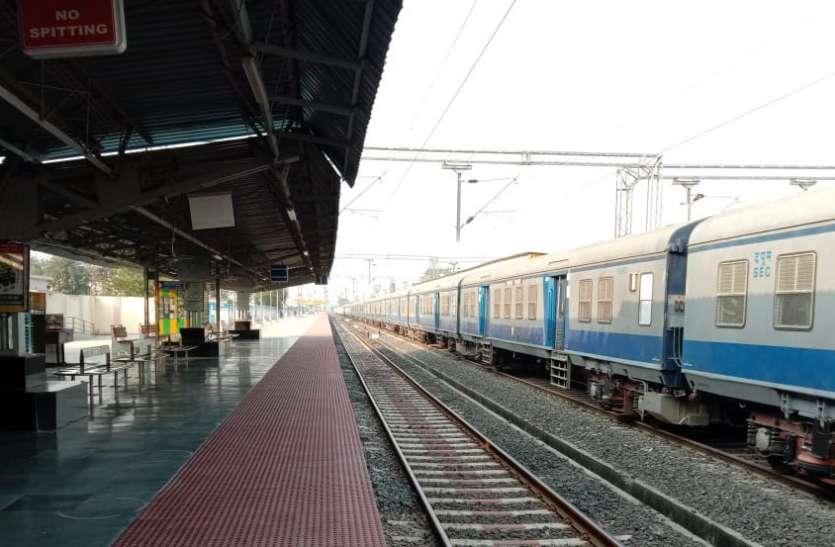 गोंदिया-जबलपुर ट्रेक पर शीघ्र शुरू हो सकती है पैसेंजर ट्रेन