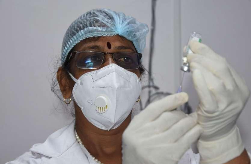 कोविड वैक्सीन की दूसरी खेप पहुंची जोधपुर