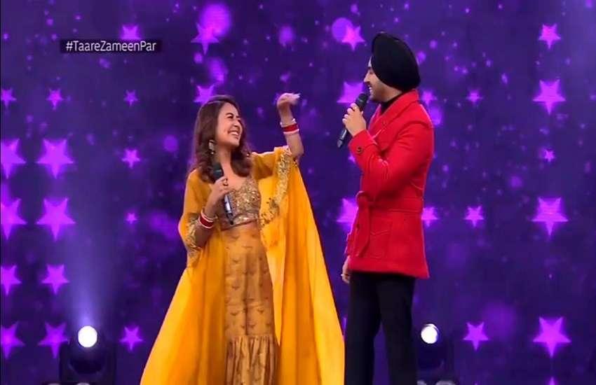 Neha Kakkar Rohanpreet Singh