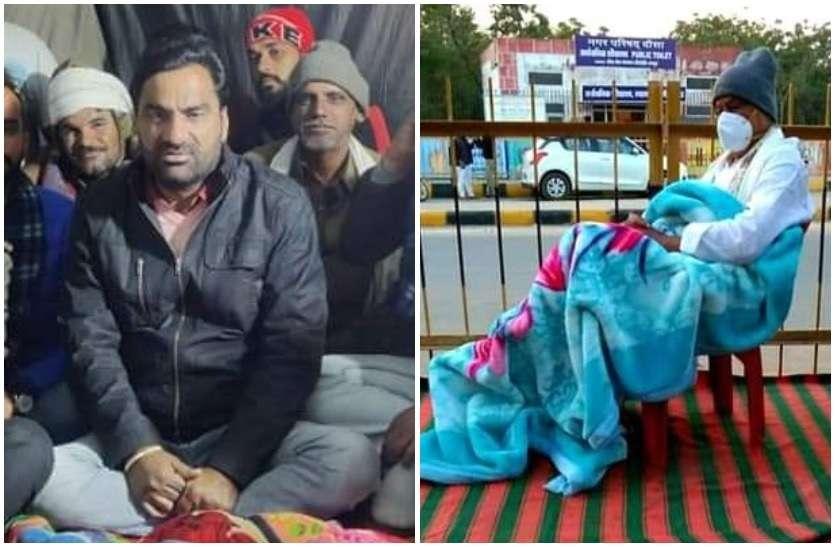राजस्थान: दो 'आक्रामक' सांसद धरने पर, जानें किसानों के मुद्दे पर कैसे गरमाई सूबे की सियासत