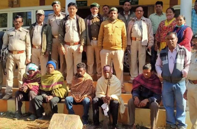 तेंदुए के शिकार मामले में दो और आरोपी गिरफ्तार