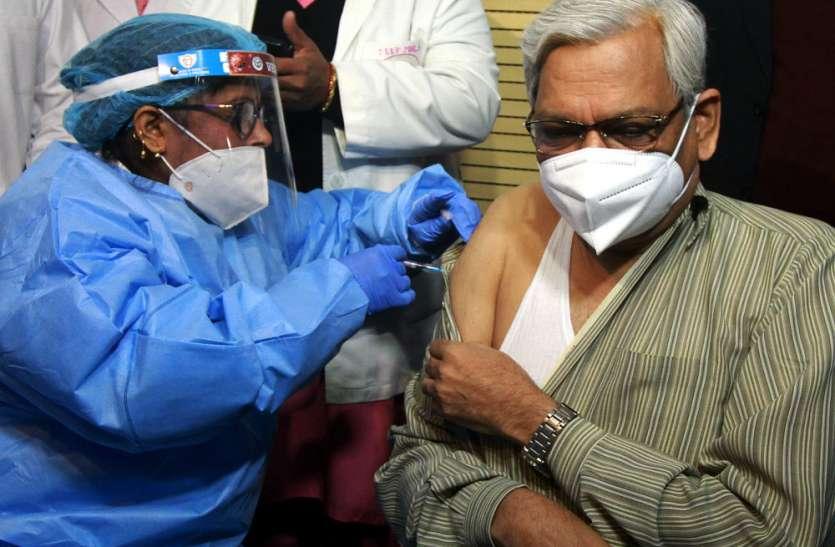 मुख्यमंत्री ने कोविड वैक्सीनेशन अभियानटीकाकरणकी तैयारियों को समय से पूरी करने के निर्देश दिए