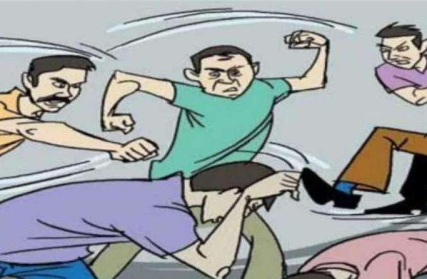 कांग्रेसी नेता पर धारदार हथियार से हमला, गाड़ी पर भी किया पथराव, 5 लोग गिरफ्तार
