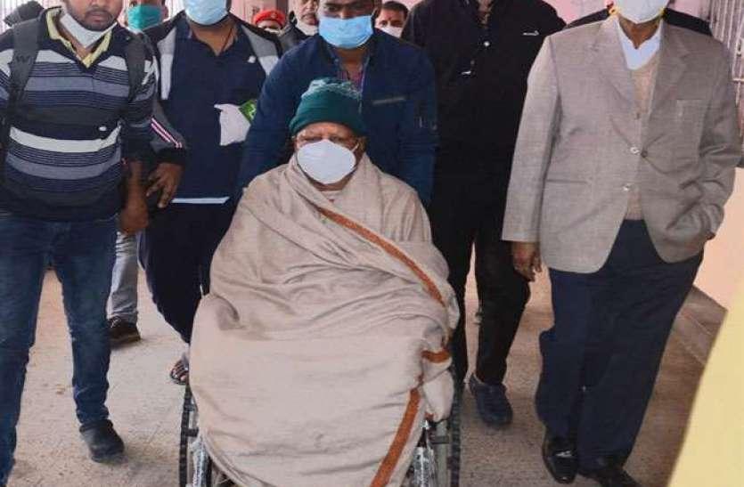 फिर बिगड़ी Lalu Yadav की तबीयत, अब डॉक्टरों की मीटिंग में लिया गया बड़ा फैसला