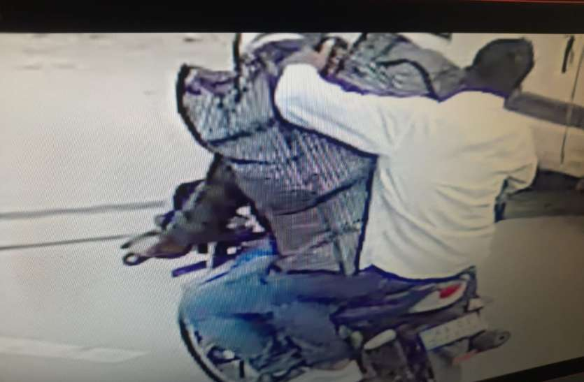 18 घंटे की कार्रवाई में  बैंक में डाका मारने के मामले में छह गिरफ्तार, गोल्ड व नकदी बरामद