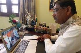 भाजपा किसानों से क्या हमदर्दी रखेंगी, उनका कल्चर ही अलग है: रघुवीर मीणा