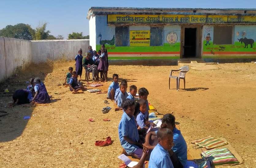 मोहल्ला क्लास में 25 बच्चे पढऩे आए लेकिन दोनों शिक्षक थे नदारद, बच्चों को स्वीपर ने पढ़ाया