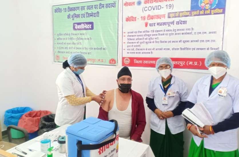 सोमवार से जिले में 9 जगह शुरु होगा कोविड वैक्सीनेशन